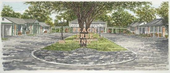 Peach Tree Inn & Suites: Peach Tree Inn