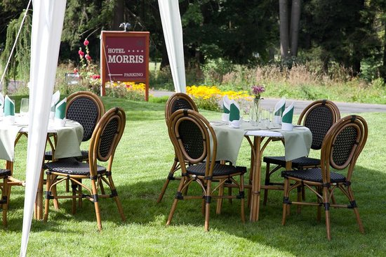 Golf Hotel Morris: zahrada