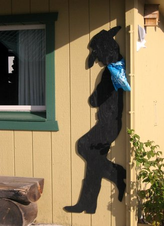 One Horse Motel: One Horse Motel Cowboy