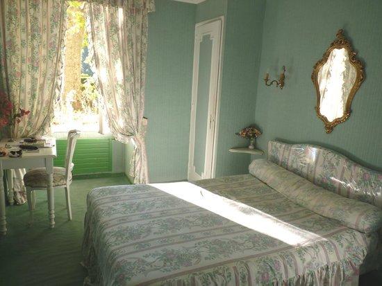 Hotel le Prieure: camera