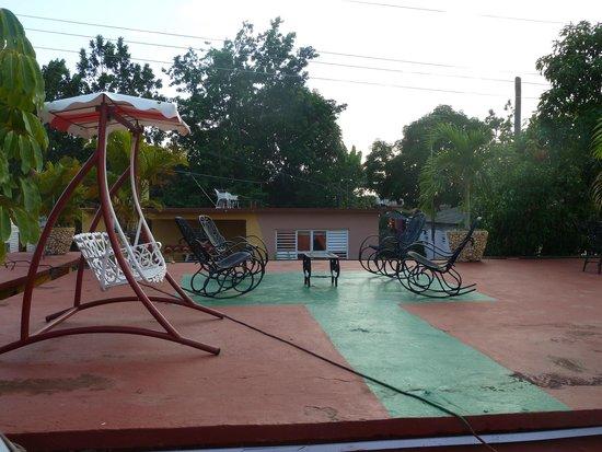 Terraza Arriba Picture Of Casa Nenita Vinales Tripadvisor