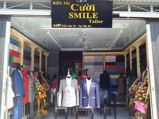 Smile Hoi An Tailor