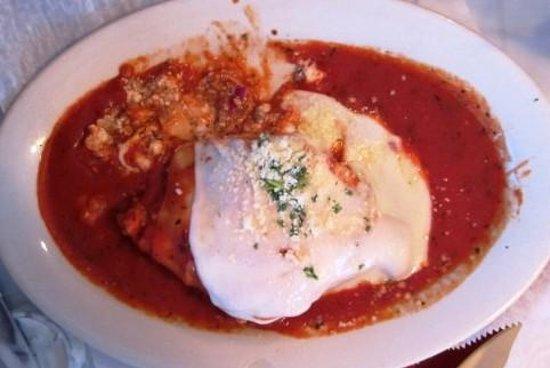 Melini's Cucina: Baked Lasagna