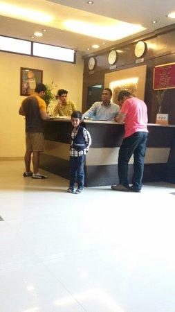 Hotel 42 Amritsar : Reception