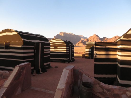Sunrise Camp - Ali Hamad Zalabia: Sunrise Camp