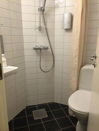 BEST WESTERN PLUS Hotell Hordaheimen : バスルーム