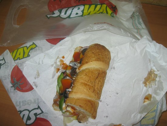 Palm Beach Hotel Phuket : subway
