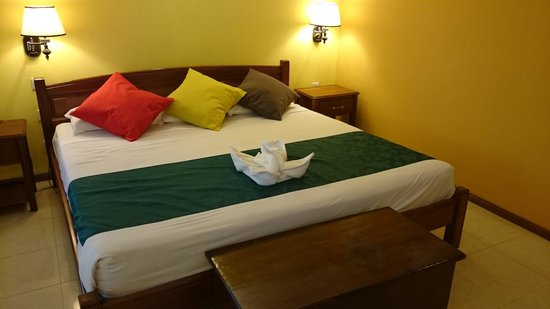Hibiscus Beach Resort & Spa: Chambre Supérieure