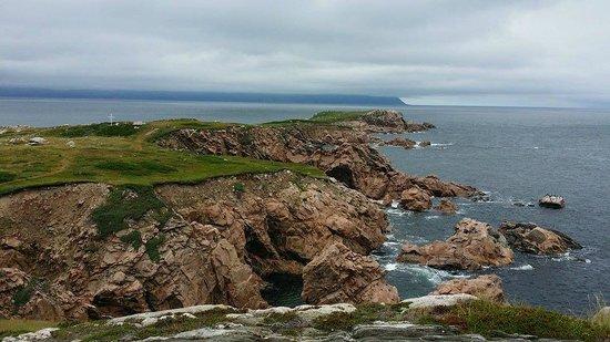Eagle North Kayak: White Point on Cape Breton