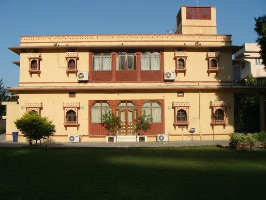 Devi Niketan Heritage Hotel: Devi Niketan Front View