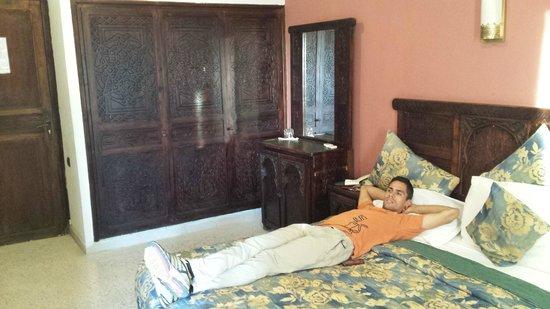 La Perle Du Sud: dormitorio