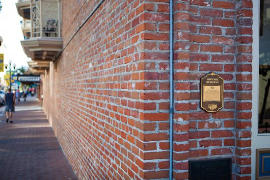The Horton Grand Hotel: Historic hotel with easy access to all sites in the Gaslamp