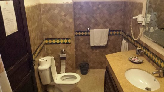 La Perle Du Sud : wc