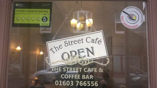 The Street Cafe