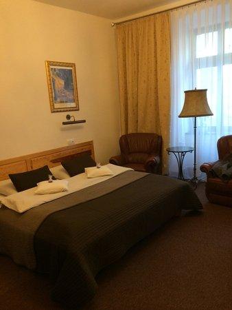 Hotel Pod Orlem: Balcony room