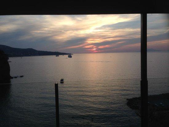 Laqua Charme & Boutique: Sunset view