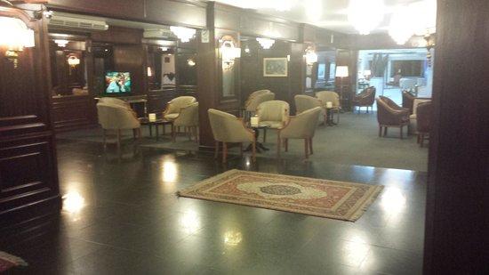 Hotel Excelsior Asuncion: Recepção
