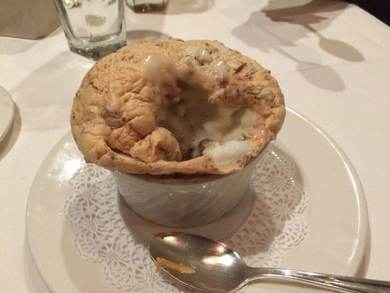 Bread Pudding Souffle With Whiskey Sauce From Commander's Palace ...
