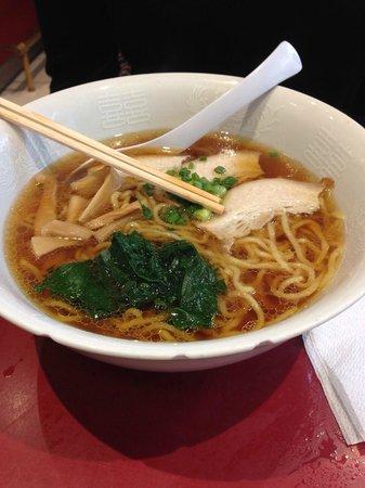 Sapporo Ramen : Ramen semplice
