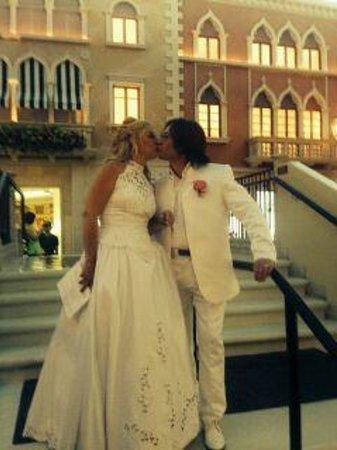 โรงแรมเวเนเชียน รีสอร์ท คาสิโน: Notre Mariage du 06 septembre 2014