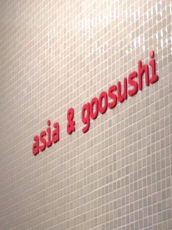 goo sushi: .