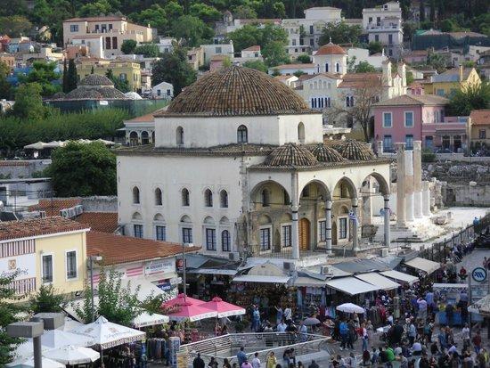 A for Athens: Namesake monastary