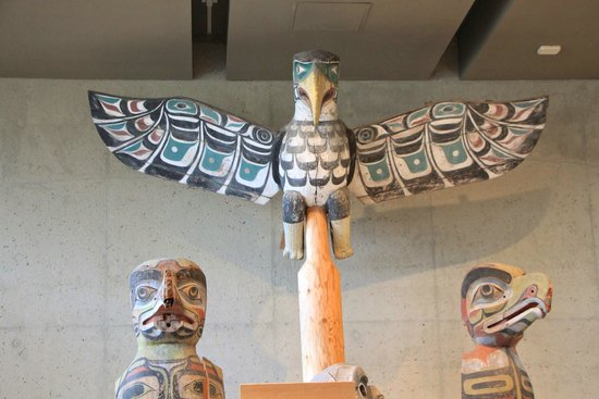 Museum of Anthropology: Totem