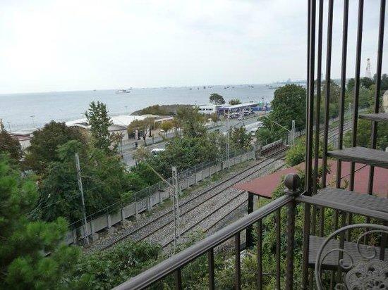 Bucoleon Palace Hotel: 'Sea view' 2