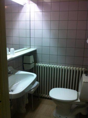 Europ Hotel: Badkamer