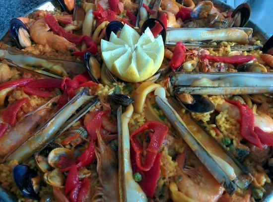 Mundaka novo: Paella mixta
