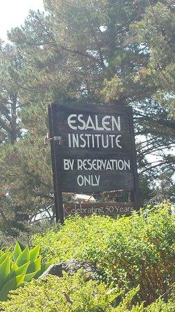 The Esalen Institute: Esalen, Big Sur