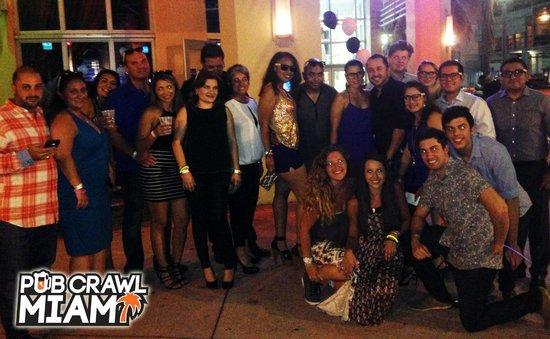 Pub Crawl Miami South Beach Pub Crawl