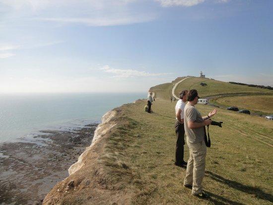 Eastbourne, UK: Fri adgang til et sus