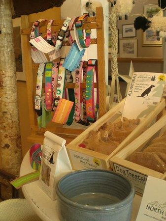 Local Works Marketplace at WREN : Bring something home for your pet...