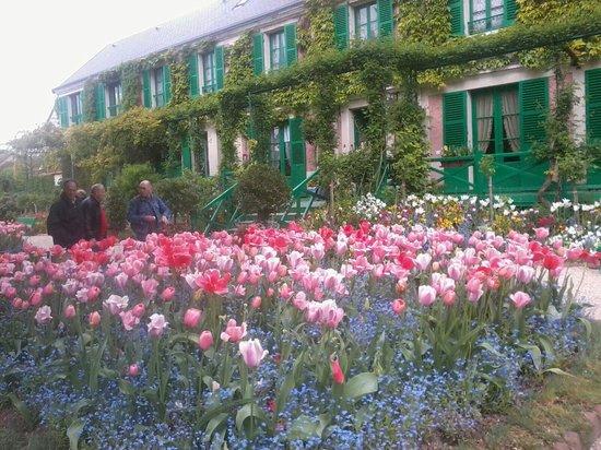 Primavera a giverny foto di casa e giardini di claude - Giardini di casa ...