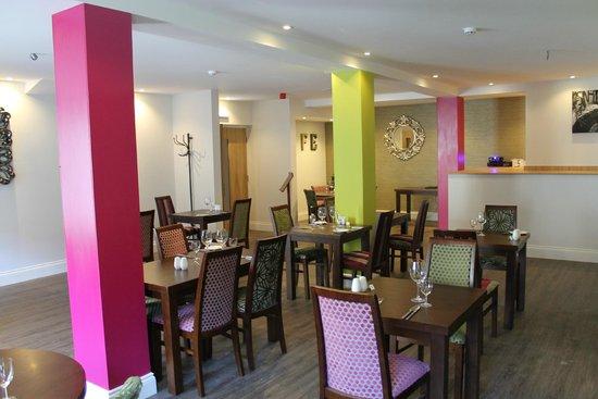 BEST WESTERN Brome Grange Hotel : Restaurant