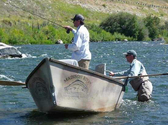 Cutthroat Country Picture Of Madison River Outfitters
