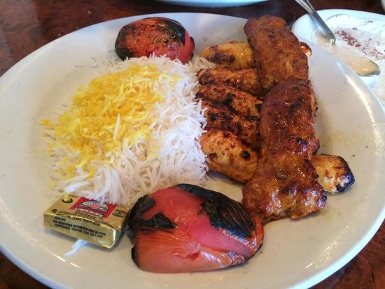 Sultani picture of kasra persian grill houston for Ahmads persian cuisine