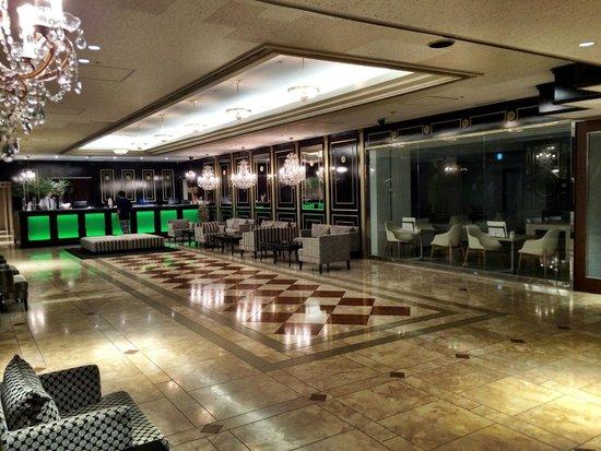 Hotel Plumm: Lobby area