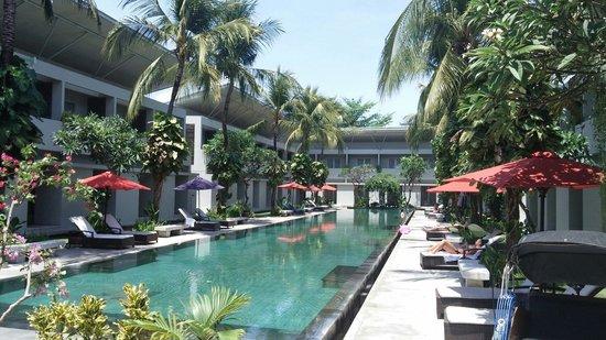 The Oasis Kuta: Poolside