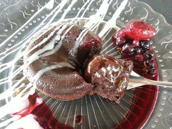 Un Toque de Laurel: Muerte por chocolate/Death by chocolat