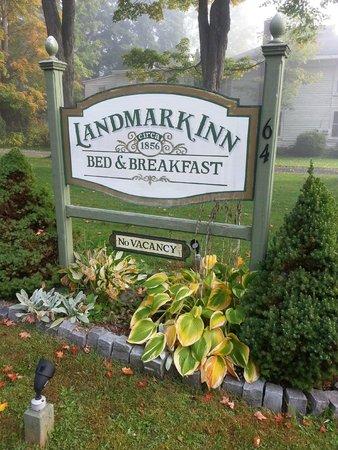 Landmark Inn: No room at the inn!