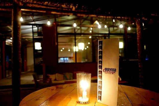 Guayusa Lounge