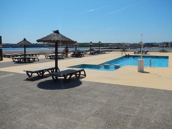 Terrazza sul mare foto di hotel roca bella es pujols - Terrazzi sul mare ...