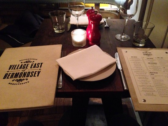 Village East: Table for 2