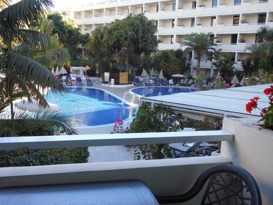 H10 Tenerife Playa: View from balcony