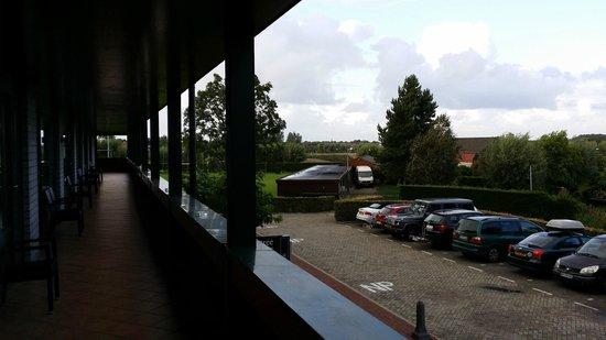 Van der Valk Hotel Akersloot / A9: vue de la chambre