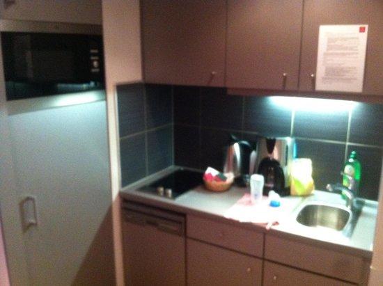 Adagio Vienna City: Cucina