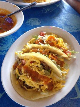 Cap'n Roy's: Beef Tacos - $5.99