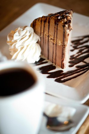 Jackson Square Grill: Snickers Bar Pie